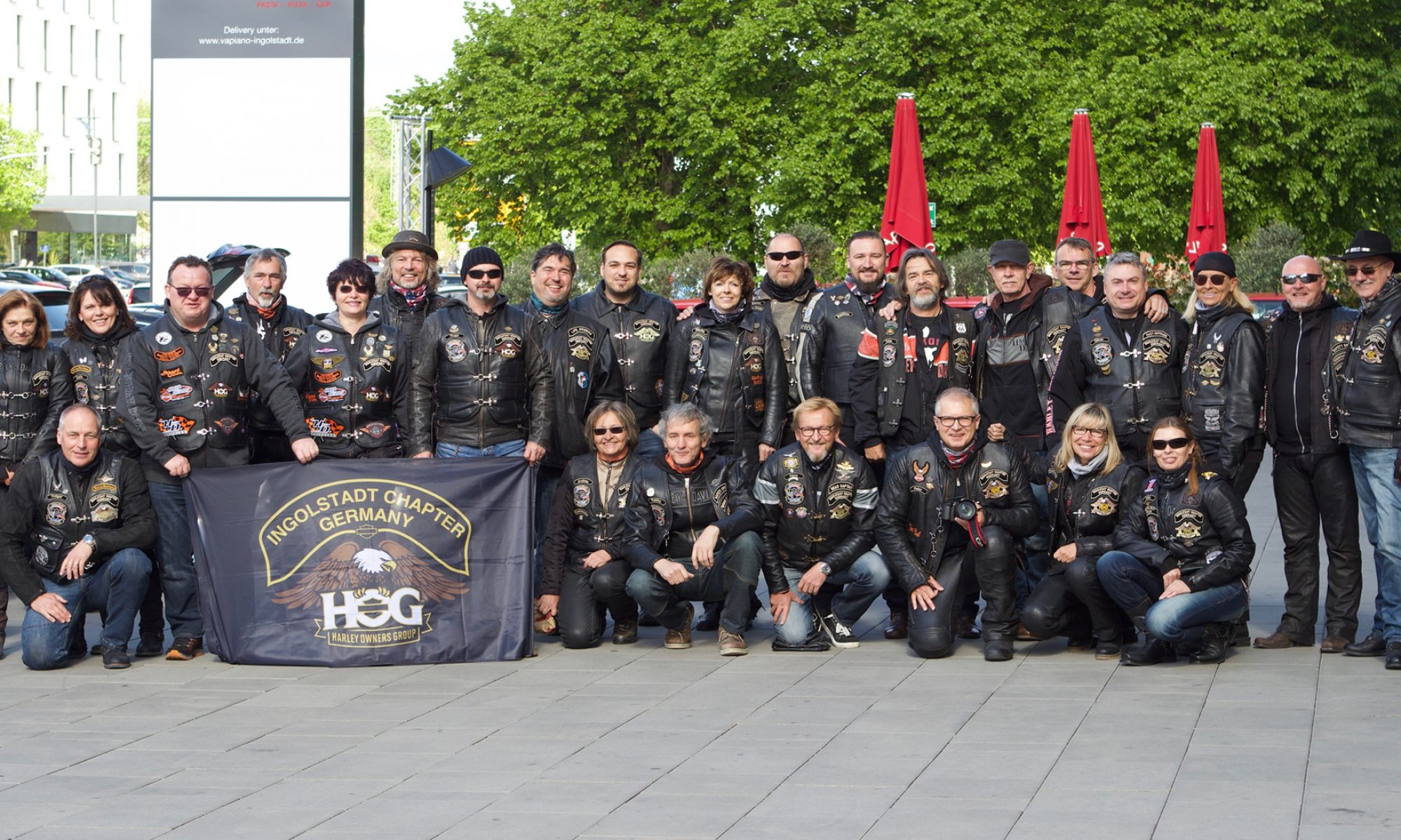 H.O.G. Ingolstadt Chapter Germany